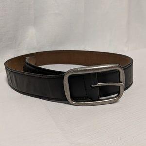 Gap men's belt black size 32